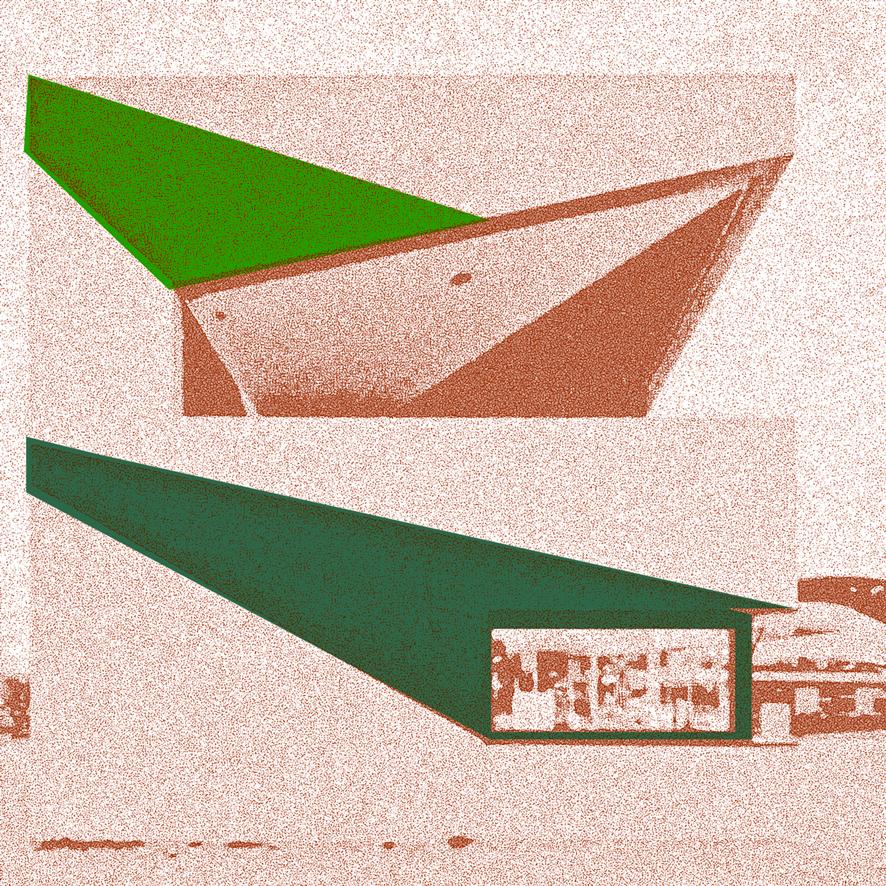 """Concept graphique """"Covers"""" pour Polaris Architects. Exemple."""
